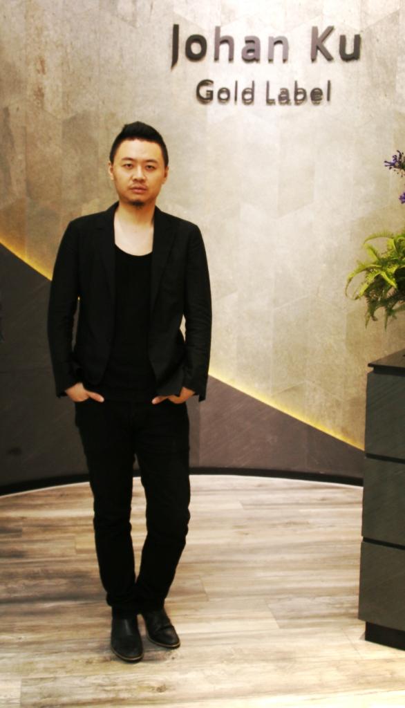 古又文分享過去幾年對於時尚產業的觀察(攝影/Yuling Chiu)