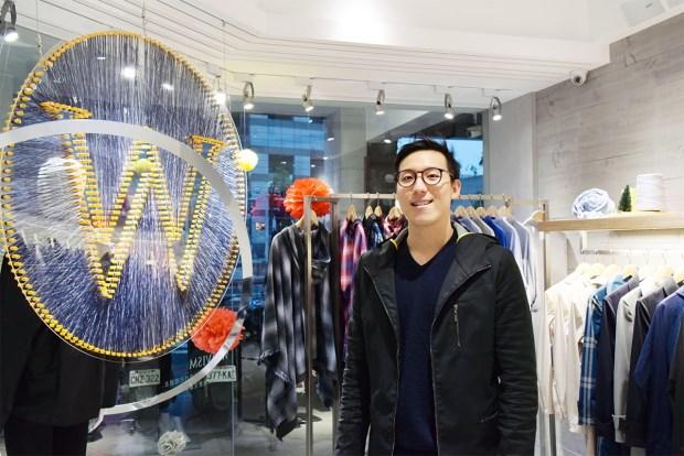 和明紡織第三代接班人陳璽年創辦新品牌Weavism織本主義迎向轉型之路(攝影∕Yuling Chiu)