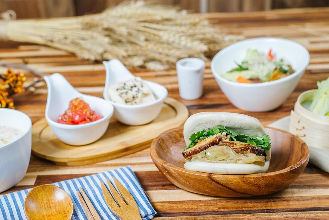 包包bunsbao力挺小農,堅持使用在地當令食材,減少食物哩程(圖/包包bunsbao)