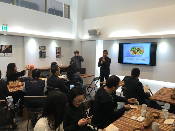 為拉近小農與消費者距離,包包bunsbao定期在店內舉辦講座(圖/包包bunsbao)