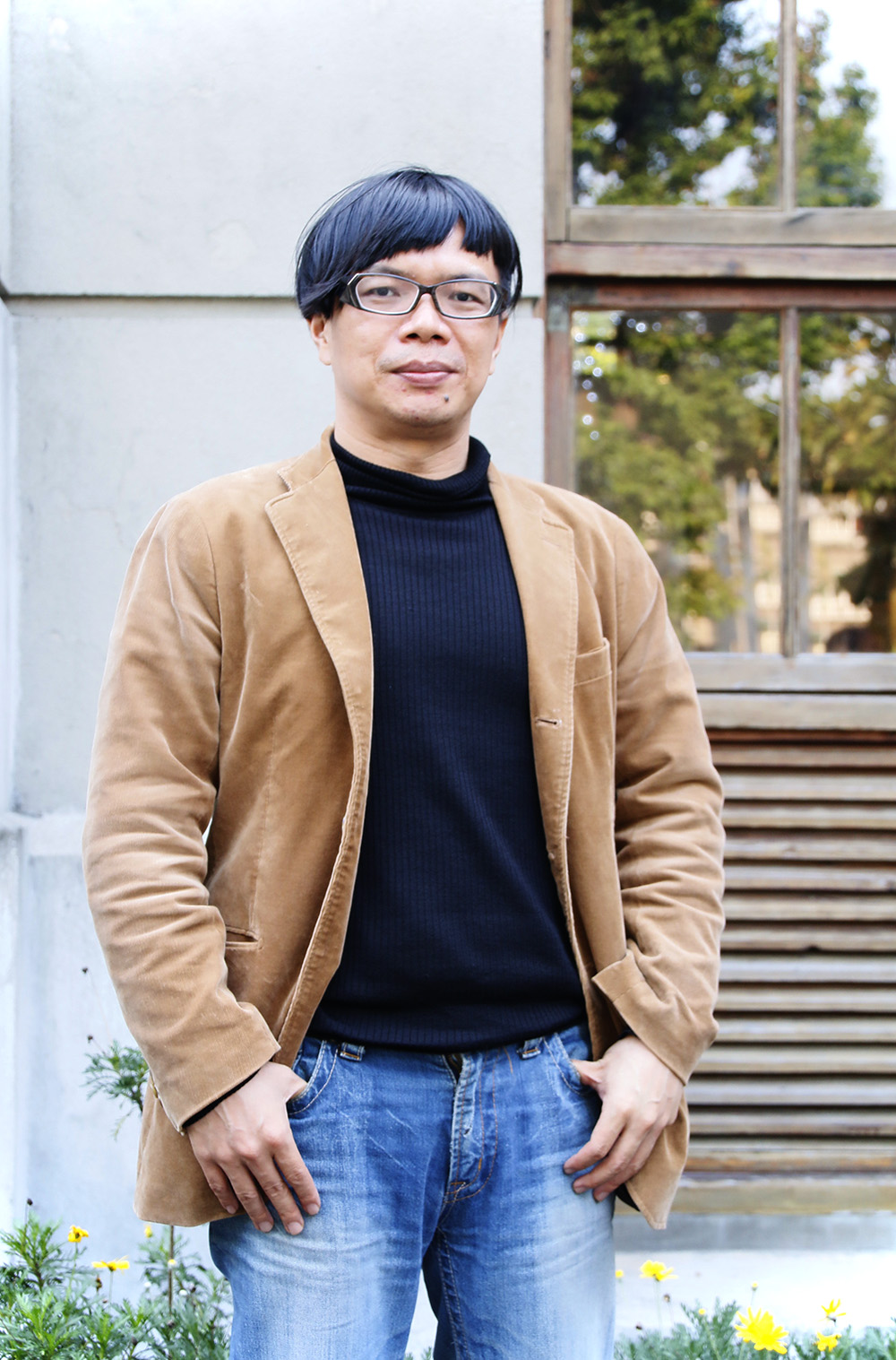 SHAO YEN品牌公關、時尚設計師經紀人莊國琳(攝影/Yuling Chiu)